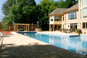 Berning - Pool Deck & View